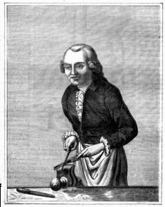 Rabot de Perret - inventor de la depilación